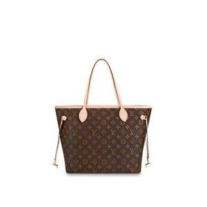 Louis Vuitton Neverfull MM Handbags Fashion Bags